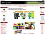 Makaay sport, sportovní potřeby