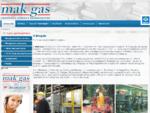 H Εταιρεία - Mak Gas - Βιομηχανικές Εφαρμογές, Βιομηχανικές Εγκαταστάσεις, Δίκτυα Φυσικού Αερίου, ..