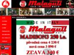 Malaguti - 75 rokov talianskej precíznosti a štýlu. Oficiálny importér skútrov Malaguti pre Slovens