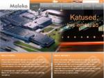 Maleko – lamekatused, katusematerjalid, protan, sandwichpaneelid, kandvad profiilid - Maleko