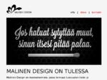 Malinen Design | Mainostoimisto Tampere | info