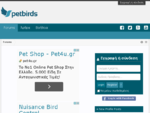 Καναρίνια, Παπαγάλοι, Εξωτικά Πουλιά, Περιστέρια