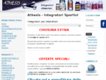 Athesis - Integratori Sportivi