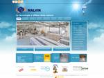 Produzione intonaci - Caserta - MALVIN srl