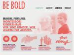 BeBold Werbeagentur Aurich -Junge Leute, neue Ideen, glühende Zukunft.