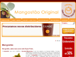 Mangostão, Super Fruto | 100 Natural | Benefícios