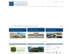 Manini Prefabbricati - progettazione realizzazione architetture strutture prefabbricate ...