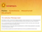 Studio Manipura - Tervetuloa