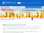 Textile Manufacturers - Manukau Knitting Mills Limited, Manukau Knitting New Zealand