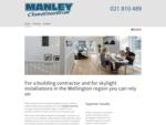 Skylight Building Contractor Wellington - Manley Construction
