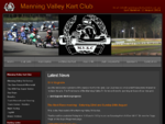 Manning Valley Kart Club - Home of Night Racing on the Mid North Coast