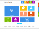 Manor Quarry | Navision Ecommerce Solutions - Mobile ERP Software | Derby, UK