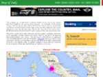 Map of Italy - Italy map - Fact on Italy - Italy Flag - Detailed Map of Italy - Map Italy