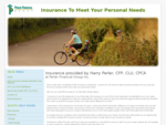 Insurance to meet your personal needs