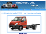 Maq Diesel, Lda. - Lagoa