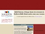 BB Palermo Maqueda | Bed and Breakfast a Palermo | Case vacanze | Appartamenti a Palermo.