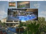 Maquete eletronica, Perspectivas fotorrealisticas, Arquitetura 3D, Passeio virtual, Maquete ..