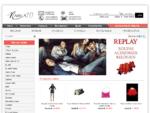 Loja Outlet Online de vendas de roupas - Outlet