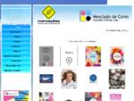 Marcações Online - Mesclado de Cores, Indústria Gráfica, Brindes Personalizados, Produtos ...