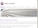Márcia Sampaio - Massoterapeuta - Parede