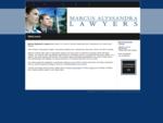 Marcus Alyssandra Lawyers - Sydney CBD | Pitt Street | Property | Conveyancing | Family Law | D