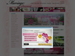 Decoration mariage, housse chaise mariage, accessoires mariees, deco table mariage, coussin alliance