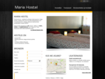 Maria Hostel - parima hinna ja kvaliteedi suhtega majutusasutus Valga linnas