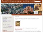 Župnija Marijinega oznanjenja - Ljubljana; frančiškani