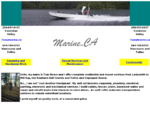 Marine dot CA Home Page