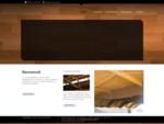 Realizzazioni in legno - Viterbo - MARINI LAMELLARE