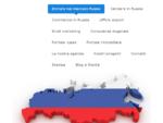 Vendere in Russia. Contatti commerciali in Russia, ricerca nuovi clienti in Russia