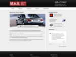 Markham Auto Repair | Tire changes, brake pad replacements, oil changes, muffler, exhaust repla