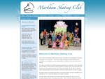 Markham Skating Club Logo
