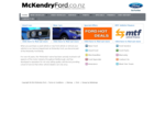 McKendry Ford - New and Used Ford in Blenheim, Marlborough, NZ Home