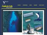 Marlin Sub di Marco Putzu - Diving Immersioni e Escursioni in barca in Sardegna