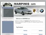 Μεταχειρισμένα Αυτοκίνητα | BMW | Mercedes | Porsche | MARPINIS cars