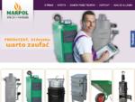 Marpol - Firma produkcyjno handlowo usługowa | Piece i Parniki