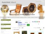 Antichità Marri online - Antiquariato e restauro mobili antichi