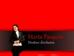 Marta Pasquini Direttore d'orchestra