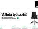 Käytetyt toimistokalusteet edullisesti | Martela Outlet