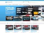 Köpa bil i Skåne 800 nya och begagnade bilar på Mårtenssons Bil