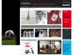 Vente en ligne des marques FRED PERRY, BARACUTA, CP COMPANY, BARBOUR - Martin C