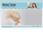 Willkommen bei Martina and friends Friseure