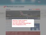 Welkom op de voorpagina - Martinair Flight Academy