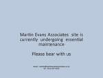 Martin Evans Associates