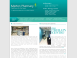 The Therapy Centre @ Marton Pharmacy