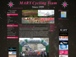 Mary Cycling Team - Home