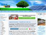 Impianti Fotovoltaici progettazione installazione - Roma Torino - Pannelli Solari | Mas-Energia