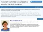 Tervetuloa Masalan Hammaslääkäriaseman kotisivuille!