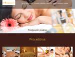 Masažas - anticeliulitinis masažas, procedūra starvac sp2 ir pulstar s2 aparatais